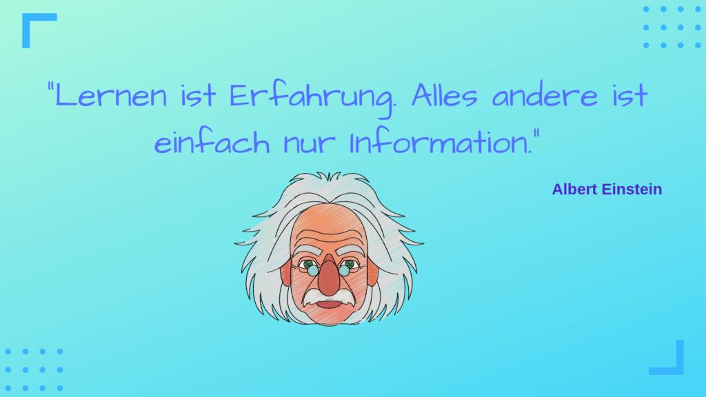 Deutschkurs samstags München Zitat
