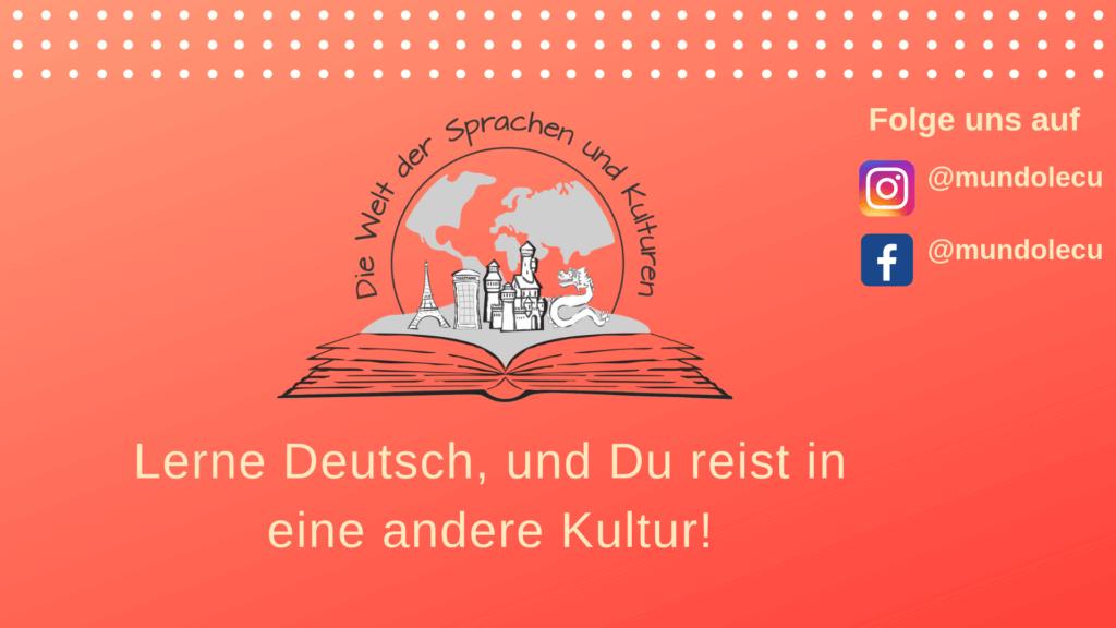Super-Intensivkurs Deutsch München mundolecu Sprachschule Kontakt