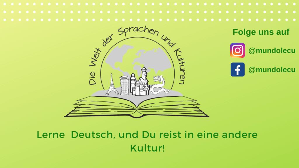 Intensivkurs Deutsch München mundolecu Sprachschule - Kontakt