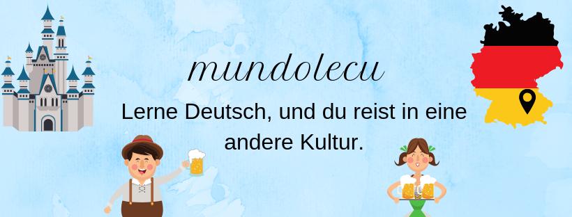 mundolecu Sprachschule München - Lerne Deutsch und du reist in eine andere Kultur